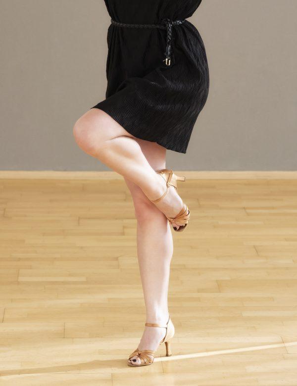 online tanečný latino kurz ženy